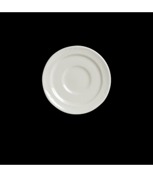 "Saucer, 5-1/4"" dia., round, Anfora, Capri (USA stock item) (minimum = case quant"