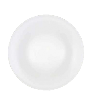 "Plate, 11-3/8"", 9-1/2 oz., coupe, deep, premium porcelain, Marchesi"