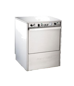 Jet-Tech Dishwasher, Undercounter, low temp. chemical sanitizing, approximately