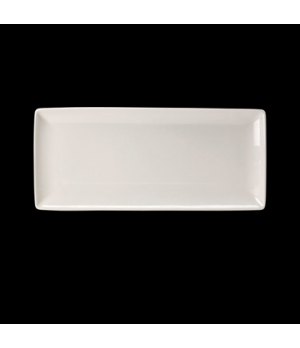 "Platter, 14-1/2"" x 6-1/2"", rectangle, vitrified china, Performance, Taste (price"