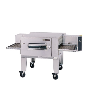 Lincoln Impinger® Low Profile™ Conveyor Pizza Oven, Natural Gas, single deck, si