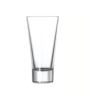 "Beverage Glass, 11-7/8 oz., Series V350, (H 6-3/8""; T 3-1/4""; B 2""; D 3-1/4"")"