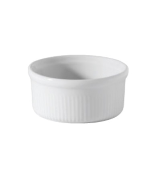"Ramekin, 6.2 oz. (183ml), 3-3/4"" (9-1/2 cm), Oven to Tableware"