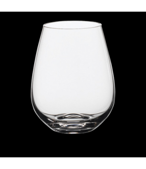 Wine Glass, 11-1/4 oz., Rona, Stemless (USA stock item) (minimum = case quantity