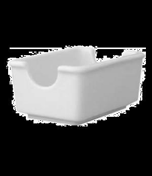 """Sugar Packet Holder, 4"""" (10 cm), scratch resistant, oven & microwave safe, dishw"""
