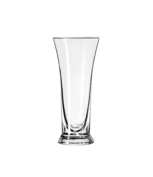 "Pilsner Glass, 11 oz., flared, Safedge® Rim guarantee, (H 7""; T 3-1/8""; B 2-1/2"""