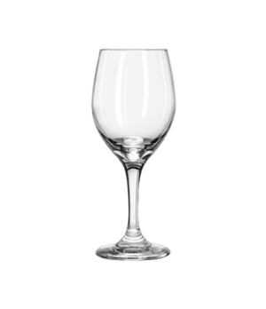 Goblet, 14 oz., tall, Safedge® Rim and foot guarantee, one-piece, PERCEPTION®, (