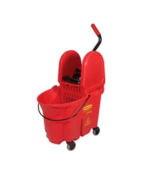 WaveBrake® Specialty Mopping Combo, 35 quart bucket capacity, reduces splashing,
