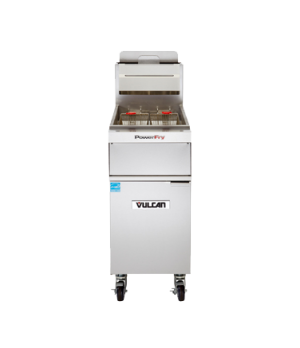 "PowerFry3™ PowerFry3™ Fryer, gas, 15-1/2"" W, free-standing, 45-50 lb. shortening"