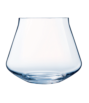 Tumbler Glass, 14-1/2 oz., glass, Kwarx®, Chef & Sommelier, Reveal Up (H 3 1/4""