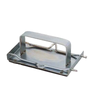 """Griddle Screen Holder, 5"""" x 3"""", secure clamp"""