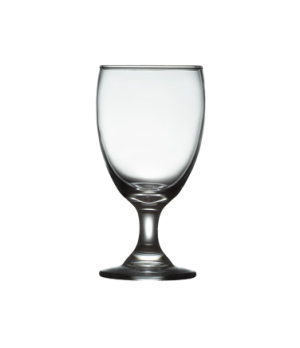 "Banquet Goblet, 10-1/2 oz., tall, Arcoroc, Essence (H 6""; T 2-7/8""; 3-1/8""; B 2-"