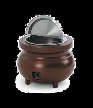 Cayenne® Colonial Kettle 11 quart, Warmer, MERCHANDISER PACKAGE-BURNT COPPER, wi