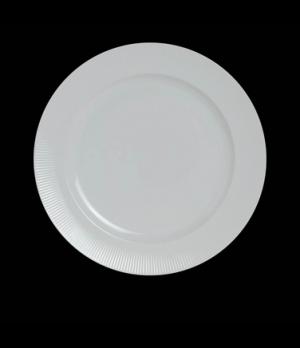 "Banquet Salad Plate, 8-5/8"" dia., round, porcelain, Sonata, Rene Ozorio (USA sto"
