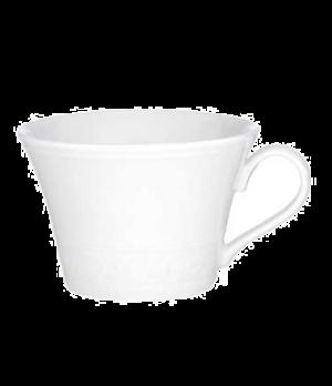 Cup #3, 6-3/4 oz., premium porcelain, Millenia Bianca