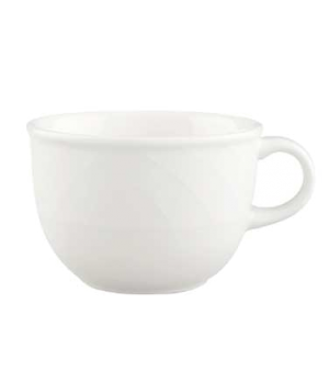 Cup, 7-1/2 oz., premium porcelain, Bella