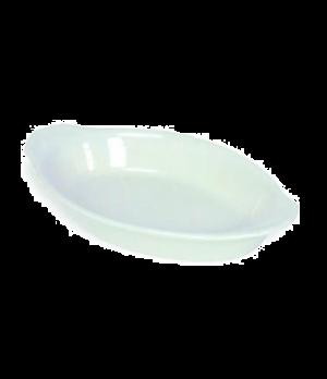 "Lasagna Baker, 16 oz., 11"" x 5-3/4"" x 1-3/4"", stoneware, white"