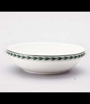 "Individual Bowl #4, 5-7/8"", 10-1/4 oz., premium porcelain, French Garden-Dampier"