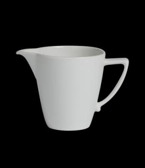 Creamer, 6 oz., handled, porcelain, Sonata, Rene Ozorio (minimum = case quantity