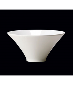 "Axis Bowl, 38 oz., 8"" dia. x 4""H, round, Distinction, Vogue, Vogue White (priced"