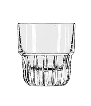 "Juice Glass, 5 oz., stackable, DuraTuff®, EVEREST, (H 2-7/8""; T 2-7/8""; B 1-7/8"""
