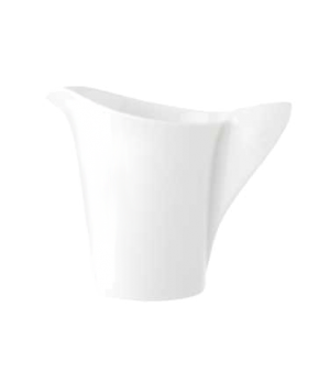 Creamer, 7-1/2 oz., premium bone porcelain, New Wave Premium (Special Order)