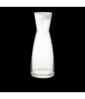 Carafe/Jug Lid, for 4945Q412, crystal, non-lead, white, Bormioli, Ypsilon (price
