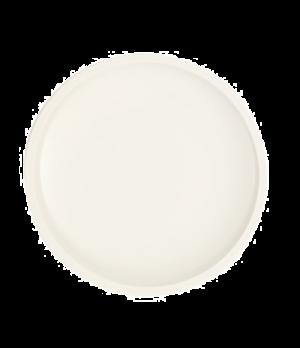 "Bread & Butter Plate, 6-1/4"" dia., round narrow rim, white, premium porcelain, A"