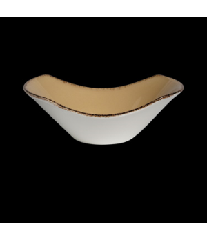 "Scoop Bowl, 9 oz., 6-1/2"" dia., round, vitrified china, Performance, Terramesa,"