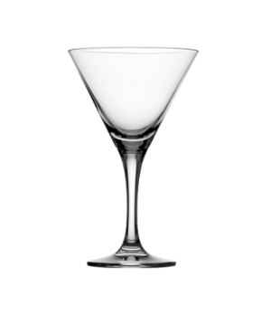 Martini Glass, 8-1/2 oz. (251ml), rim tempered, toughened crystal, Primeur