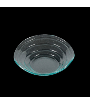 "Bowl, 12 oz., 8-1/4"" dia., round, glass, Creations, Ripples (priced per case, pa"