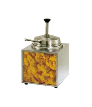 Lighted Butter Warmer, countertop, electric, 3-1/2 quart capacity, includes butt