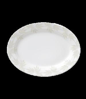 "Pickle Dish, 8-1/4"" x 6-5/8"" (21 x 16.8cm), oval, salamander/microwave/dishwashe"