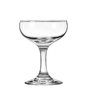 Champagne Glass, 5-1/2 oz., Safedge® Rim and foot guarantee, EMBASSY®, (H 4-1/2""