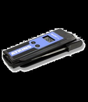 AquaTuff™ Waterproof Thermocouple, digital, with Wrap&Stow™ MicroNeedle™ probe,