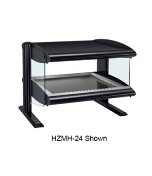 Spot On Horizontal Heated Zone Merchandising Warmer, free-standing, (1) shelf, (