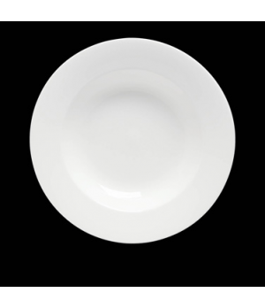 "Rim Soup Bowl, 10 oz., 9-1/2"" dia., round, bone china, Rene Ozorio, Paris Hotel"