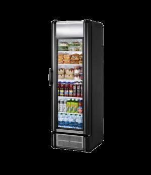 Refrigerated Merchandiser: Retro Vintage Unit, one-section, (5) shelves, powder