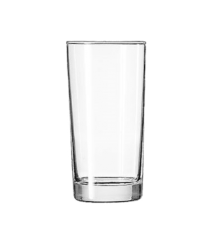 "Beverage Glass, 12-1/2 oz., Safedge® Rim guarantee, heavy base, (H 5-5/8""; T 2-7"