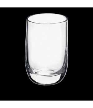 Shot Glass, 2-1/4 oz., Bormioli, Loto (USA stock item) (minimum = case quantity)