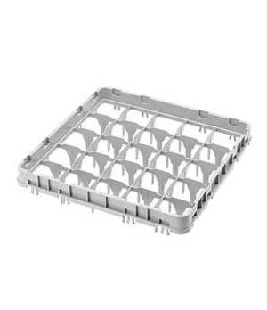 "Full Drop Extender, full size, 16-compartment, 19-5/8"" x 19-5/8"" x 2"", adds 1-5/"