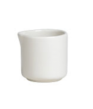 Astor Creamer, 2-3/8 oz., unhandled, Anfora, American Basics (USA stock item) (m