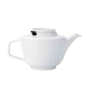 Teapot, 33-3/4 oz., with filter, premium porcelain, Affinity