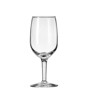 "Wine/Beer Glass, 8 oz., Safedge® Rim guarantee, CITATION, (H 6-3/4""; T 2-3/4""; B"