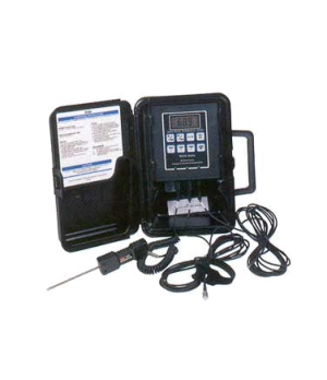 SH66A Thermistor, 3 zone, -40° to 300°F temperature range, sealed keypad, LCD ba