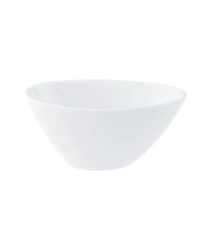 "Bowl, 3-7/8"" x 3"", 3-1/2 oz., premium porcelain, Marchesi"