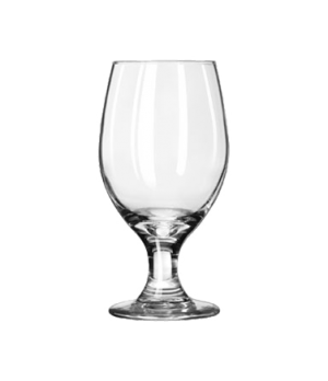 Banquet Goblet, 14 oz., Safedge® Rim and foot guarantee, one-piece, PERCEPTION®,