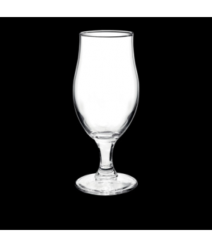 "Beer Glass, 13-1/4 oz., 2-7/8"" x 7-1/4"", Bormioli, Executive (priced per case, p"