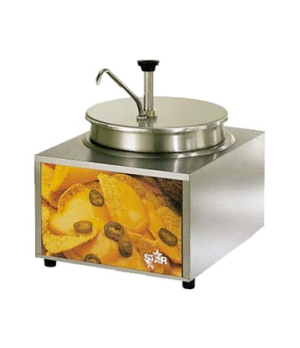"""Heat & Serve"" Cheese Warmer, countertop, electric, 11 quart capacity, dry heat,"