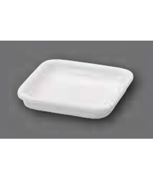 "Serving Dish/Lid, 3"" x 3"", square, oven, microwave and dishwasher safe, porcelai"